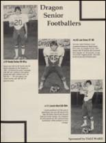 1982 Chelsea High School Yearbook Page 46 & 47