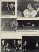 1982 Chelsea High School Yearbook Page 50 & 51