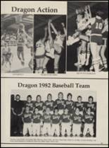1982 Chelsea High School Yearbook Page 60 & 61