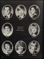 1982 Chelsea High School Yearbook Page 68 & 69