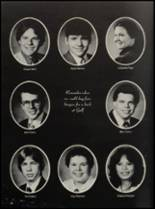 1982 Chelsea High School Yearbook Page 70 & 71