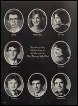 1982 Chelsea High School Yearbook Page 72 & 73