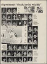 1982 Chelsea High School Yearbook Page 84 & 85