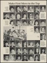 1982 Chelsea High School Yearbook Page 86 & 87