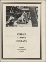 1982 Chelsea High School Yearbook Page 94 & 95