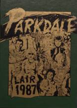 1987 Yearbook Parkdale High School