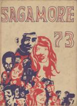 1973 Yearbook Theodore Roosevelt High School