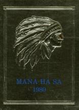 1980 Yearbook Meridian High School