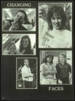 1990 Concord High School Yearbook Page 20 & 21
