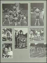 1990 Concord High School Yearbook Page 38 & 39