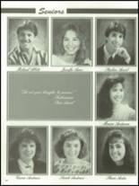 1990 Concord High School Yearbook Page 42 & 43