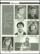 1990 Concord High School Yearbook Page 50 & 51