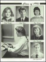 1990 Concord High School Yearbook Page 52 & 53