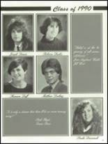 1990 Concord High School Yearbook Page 54 & 55