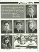 1990 Concord High School Yearbook Page 56 & 57