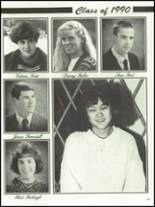 1990 Concord High School Yearbook Page 58 & 59