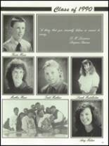 1990 Concord High School Yearbook Page 64 & 65