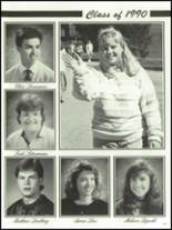 1990 Concord High School Yearbook Page 70 & 71