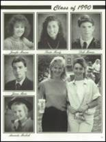1990 Concord High School Yearbook Page 76 & 77
