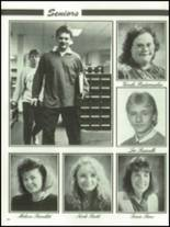 1990 Concord High School Yearbook Page 84 & 85