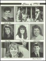 1990 Concord High School Yearbook Page 86 & 87