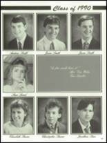 1990 Concord High School Yearbook Page 90 & 91