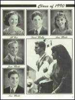 1990 Concord High School Yearbook Page 96 & 97