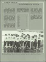 1990 Concord High School Yearbook Page 124 & 125