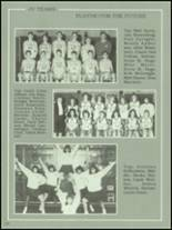 1990 Concord High School Yearbook Page 130 & 131
