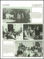 1990 Concord High School Yearbook Page 154 & 155