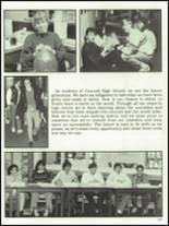 1990 Concord High School Yearbook Page 194 & 195
