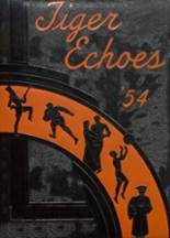 1954 Yearbook La Junta High School