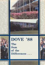 1988 Yearbook Archbishop Blenk High School