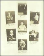 1950 Buckley-Loda High School Yearbook Page 14 & 15