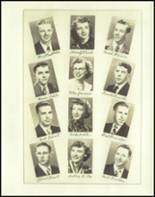 1950 Buckley-Loda High School Yearbook Page 20 & 21