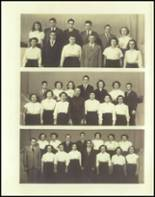 1950 Buckley-Loda High School Yearbook Page 44 & 45