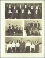 1950 Buckley-Loda High School Yearbook Page 72 & 73