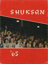 1965 Yearbook Bellingham High School