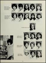 1967 Cathedral High School Yearbook Page 34 & 35