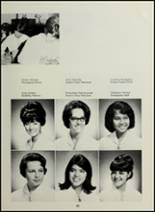 1967 Cathedral High School Yearbook Page 38 & 39