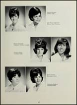 1967 Cathedral High School Yearbook Page 40 & 41