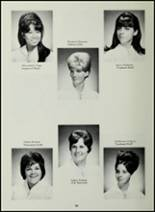1967 Cathedral High School Yearbook Page 42 & 43