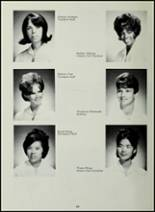 1967 Cathedral High School Yearbook Page 48 & 49