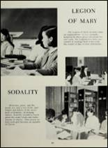 1967 Cathedral High School Yearbook Page 58 & 59
