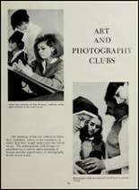 1967 Cathedral High School Yearbook Page 64 & 65