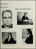 1967 Cathedral High School Yearbook Page 70 & 71