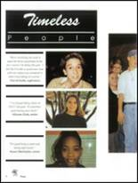 1995 Lexington High School Yearbook Page 10 & 11