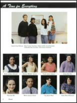 1995 Lexington High School Yearbook Page 12 & 13