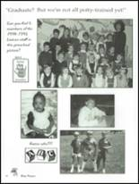 1995 Lexington High School Yearbook Page 22 & 23