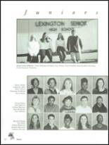1995 Lexington High School Yearbook Page 26 & 27